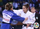 Majlinda Kelmendi (KOS), Odette Giuffrida (ITA) - Grand Prix Samsun (2014, TUR) - © IJF Media Team, International Judo Federation