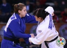 Ivana Maranic (CRO), Sviatlana Tsimashenka (BLR) - Grand Prix Samsun (2014, TUR) - © IJF Media Team, International Judo Federation
