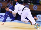 Sama Hawa Camara (FRA), Kaouthar Ouallal (ALG) - Grand Prix Samsun (2014, TUR) - © IJF Media Team, International Judo Federation