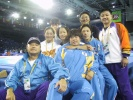 Sung-Sook Jung (KOR), Min-Sun Cho (KOR), So-Yeon Lee (KOR), Seon-Young Kim (KOR), Sung-Ja Park (KOR), Jae-Sim Jang (KOR) - Olympic Games Sydney (2000, AUS) - © JudoInside.com, judo news, results and photos