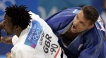 Winston Gordon (GBR), Mark Huizinga (NED) - Olympic Games Athens (2004, GRE) - © Reuters