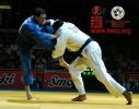 Winston Gordon (GBR) - European Championships Belgrade (2007, SRB) - © Bob Willingham, WTOJ, the World of Judo