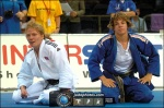 Michelle Rogers (GBR), Heide Wollert (GER) - German Open Braunschweig (2007, GER) - © David Finch, Judophotos.com