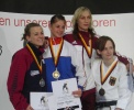 Carmen Bogdan (ROU), Michaela Baschin (GER), Éva Csernoviczki (HUN), Séverine Pesch (GER) - German Open Braunschweig (2008, GER) - © JudoInside.com, judo news, photos, videos and results