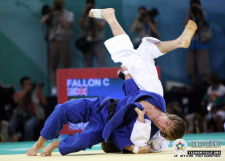 Craig Fallon (GBR) - Olympic Games Beijing (2008, CHN) - © IJF Media Team, International Judo Federation
