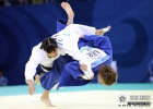 Lioudmila Lusnikova (UKR), Young-Ran Kim (KOR) - Olympic Games Beijing (2008, CHN) - © IJF Media Team, International Judo Federation