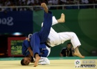Leandro Guilheiro (BRA) - Olympic Games Beijing (2008, CHN) - © IJF Media Team, International Judo Federation
