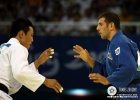 Elnur Mammadli (AZE), Ki-Chun Wang (KOR) - Olympic Games Beijing (2008, CHN) - © IJF Media Team, International Judo Federation