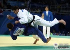 Daniel Brata (ROU), Keith Morgan (CAN) - Olympic Games Beijing (2008, CHN) - © IJF Media Team, International Judo Federation