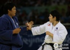 Lucija Polavder (SLO) - Olympic Games Beijing (2008, CHN) - © IJF Media Team, International Judo Federation