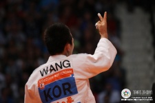 Ki-Chun Wang (KOR) - World Championships Rotterdam (2009, NED) - © IJF Media Team, IJF