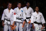 Maxim Rakov (KAZ), Henk Grol (NED), Takamasa Anai (JPN), Ramadan Darwish (EGY) - World Championships Rotterdam (2009, NED) - © IJF Media Team, International Judo Federation