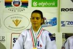 Julia Rosso (FRA) - Cadet World Championships Budapest (2009, HUN) - © JudoInside.com, judo news, results and photos