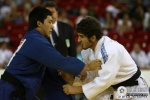 Jae-Hyung Lee (KOR), Henrique Silva (BRA) - Cadet World Championships Budapest (2009, HUN) - © IJF Media Team, International Judo Federation