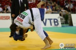 Henrique Silva (BRA) - Cadet World Championships Budapest (2009, HUN) - © IJF Media Team, International Judo Federation