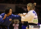 Kaori Matsumoto (JPN), Telma Monteiro (POR) - Grand Prix Düsseldorf (2010, GER) - © IJF Media Team, International Judo Federation