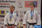 Lucie Louette (FRA), Céline Lebrun (FRA) - Grand Slam Paris (2010, FRA) - © JudoInside.com, judo news, results and photos