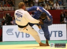 Teddy Riner (FRA), Dmitry Sterkhov (RUS) - World Championships Tokyo (2010, JPN) - © IJF Media Team, International Judo Federation