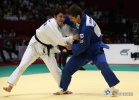 Ioulietta Boukouvala (GRE), Corina Stefan (ROU) - World Championships Tokyo (2010, JPN) - © IJF Media Team, International Judo Federation