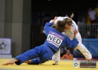 Laura Prince (NED) - Youth Olympic Games Singapore (2010, SIN) - © IJF Media Team, International Judo Federation