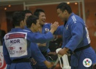 SungMin Kim (KOR) - Asian Team Championships Abu Dhabi (2011, UAE) - © IJF Media Team, International Judo Federation