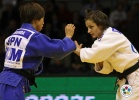 Yuka Nishida (JPN), Majlinda Kelmendi (KOS) - Grand Prix Düsseldorf (2011, GER) - © IJF Media Team, International Judo Federation