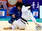 Kum Ae An (PRK) - Grand Prix Qingdao (2011, CHN) - © IJF Media Team, IJF
