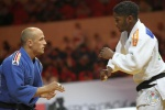 Dex Elmont (NED), Christopher Voelk (GER) - IJF Grand Slam Moscow (2011, RUS) - © IJF Media Team, IJF