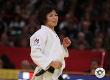 Bundmaa Munkhbaatar (MGL) - Grand Slam Paris (2011, FRA) - © IJF Media Team, International Judo Federation
