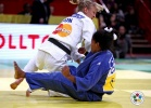 Éva Csernoviczki (HUN), Dayaris Mestre Alvarez (CUB) - Grand Slam Paris (2011, FRA) - © IJF Media Team, IJF