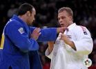 Jevgenijs Borodavko (LAT), Henk Grol (NED) - Grand Slam Paris (2011, FRA) - © IJF Media Team, International Judo Federation
