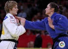 Lucie Louette (FRA), Abigel Joo (HUN) - Grand Slam Paris (2011, FRA) - © IJF Media Team, International Judo Federation