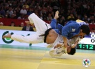 SungMin Kim (KOR), Daiki Kamikawa (JPN) - Grand Slam Paris (2011, FRA) - © IJF Media Team, International Judo Federation