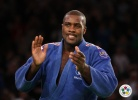 Teddy Riner (FRA),  PERSEVERANCE (IJF) - Grand Slam Paris (2011, FRA) - © IJF Media Team, International Judo Federation