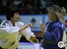 Telma Monteiro (POR), JanDi Kim (KOR) - IJF World Masters Baku (2011, AZE) - © IJF Media Team, International Judo Federation