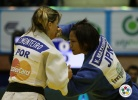 Telma Monteiro (POR), Kaori Matsumoto (JPN) - IJF World Masters Baku (2011, AZE) - © IJF Media Team, International Judo Federation