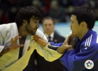 Ki-Chun Wang (KOR), Mansur Isaev (RUS) - IJF World Masters Baku (2011, AZE) - © IJF Media Team, International Judo Federation