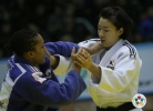 Lucie Decosse (FRA), Ye-Sul Hwang (KOR) - IJF World Masters Baku (2011, AZE) - © IJF Media Team, International Judo Federation