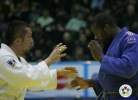 Keiji Suzuki (JPN), Teddy Riner (FRA) - IJF World Masters Baku (2011, AZE) - © IJF Media Team, International Judo Federation