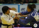 Xiuli Yang (CHN), Céline Lebrun (FRA) - IJF World Masters Baku (2011, AZE) - © IJF Media Team, International Judo Federation