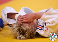 Morgane Ribout (FRA) - World Championships Paris (2011, FRA) - © IJF Media Team, IJF
