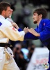 Colin Oates (GBR), Musa Mogushkov (RUS) - World Championships Paris (2011, FRA) - © IJF Media Team, International Judo Federation