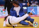 Majlinda Kelmendi (KOS) - World Championships Paris (2011, FRA) - © IJF Media Team, International Judo Federation