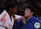 Dex Elmont (NED), Riki Nakaya (JPN) - World Championships Paris (2011, FRA) - © IJF Media Team, IJF