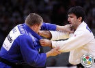 Tagir Khaibulaev (RUS), Maxim Rakov (KAZ) - World Championships Paris (2011, FRA) - © IJF Media Team, International Judo Federation