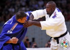 Andreas Toelzer (GER), Teddy Riner (FRA) - World Championships Paris (2011, FRA) - © IJF Media Team, International Judo Federation