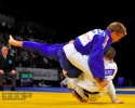 Aigars Milenbergs (LAT), Aaron Hildebrand (GER) - World Cup Liverpool (2011, GBR) - © IJF Media Team, International Judo Federation