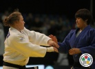 Alexandra Babintceva (RUS), Ara Jo (KOR) - World U20 Championships Cape Town (2011, RSA) - © IJF Media Team, International Judo Federation