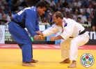 Leandro Guilheiro (BRA), Alain Schmitt (FRA) - World Team Championships Paris (2011, FRA) - © IJF Media Team, International Judo Federation