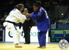 Olga Smolska (UKR), Amandine Buchard (FRA) - Cadet World Championships Kiev (2011, UKR) - © IJF Media Team, International Judo Federation